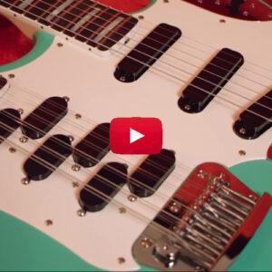 XII / Jaguar / Marauder / Dream Factory Fender